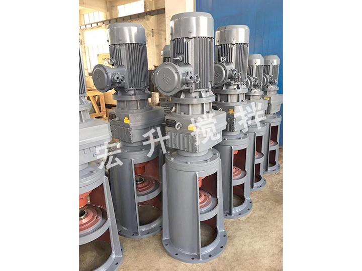 煤化工搅拌机